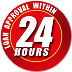 Personal loans approval within 24 hours